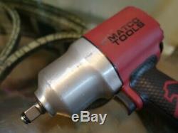 Matco 1/2 Composite Drive Air Clé À Chocs Pneumatique Outil Mt2769 Gun
