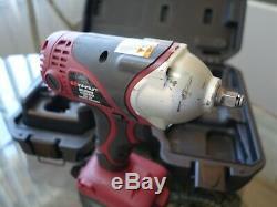 Matco 20v Sans Fil Infinium 3/8 Clé À Chocs D'entraînement Gun Kit Mcl2038iwk 20 Volts
