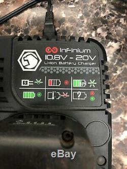 Matco Infinium Tools 1/2 Pistolet À Clé À Chocs Mcl2012hpiw 20v 1300ft / Lbs, Voiture