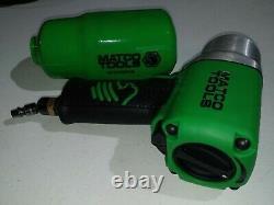 Matco Mt2769 1/2 Heavy Duty Air Impact Wrench Gun 7500 RPM Vert