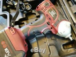 Matco Tools Infinium Mcl1838iw 18v 3/8 Impact D'entraînement Clé Kit Pistolet 18 Volts