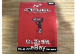 Milwaukee 2754-20 M18 Fuel 3/8 Drive Clé À Pistolet À Percussion Compacte Avec Clip De Ceinture