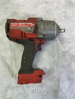 Milwaukee 2767-20 M18 18v Fuel 1/2 Drive Impact Wrench Gun (outil Seulement)