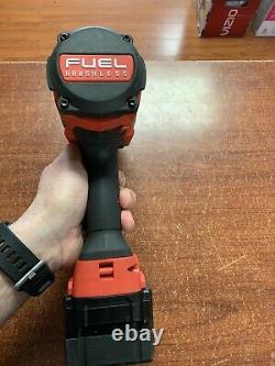 Milwaukee 2767-20 M18 Fuel 1/2 Drive Clé D'impact Avec Batterie Hd 9.0