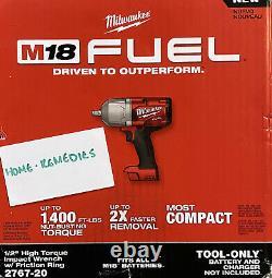 Milwaukee 2767-20 M18 Fuel 1/2 Drive Impact Wrench Gun