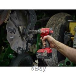 Milwaukee Brushless 1/2 Clé À Chocs Sans Fil M18 18 Volt Compact Couple Gun
