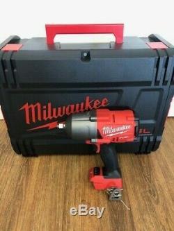 Milwaukee Fuel 1/2 '' Pistolet Impact / Clé (outil Uniquement)