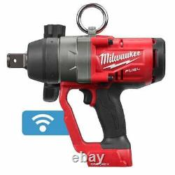 Milwaukee M18onefhiwf1-0 1 18v Impact Wrench Impact Gun Body Uniquement Au Cas Où