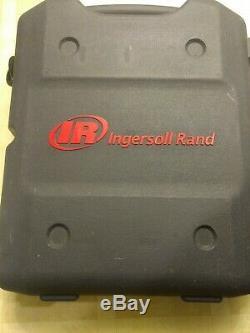 Mint Ingersoll Rand W7150-k2 20v 1/2 Percussion Sans Fil Gun Clé + 2 Piles