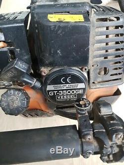 Navire Gt-3500ge Essence 1 Pouce Clé À Chocs / Pistolet Utilisé Condtion