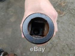 Navire Gt-3500ge Essence 1 Pouce Impact Clé / Pistolet Utilisé Condtion