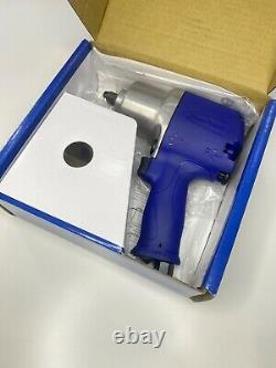 New Blue Point By Snap On 1/2 Drive Pneumatic Air Impact Wrench Gun At570