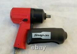 New Snap On 1/2 Drive Gun Air Impact Clé Pt650