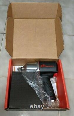 Nouveau Ingersoll Rand Ir 2135qxpa 1/2 Conduire Un Pistolet À Clé À Impact Silencieux