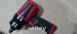 Nouveau Snap On 1/2 Drive Gun Metal Air Impact Wrench Pt850