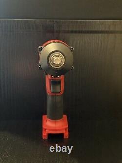 Nouveau Snap On Tools Ct 4418 3/8 Drive 18v Impact Gun Wrench Cordless Ni-cad Tool