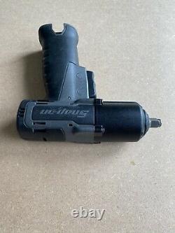 Nouveau Snap Sur 14,4v 3/8 Clé D'impact, Dernier Moyen Ct761agm Gun Metal