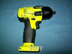 Nouveau Snap-on Lithium Ion Ct8810bhvdb 18v 18 Volt Sans Fil 3/8 Impact Wrench/gun