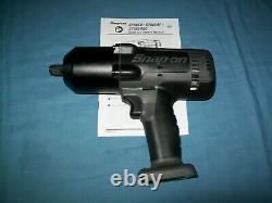 Nouveau Snap-on Lithium Ion Ct8850gmdb 18v 18 Volt Sans Fil 1/2 Clé À Chocs Gun