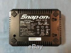 Nouveau Snapon Au Lithium-ion 18v Ct8810b 18 Volt Sans Fil 3/8 Clé À Chocs / Gun
