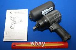 Nouveaux Outils Snap-on 1/2 Drive Gun Metal Grey Air Impact Wrench Pt850gm
