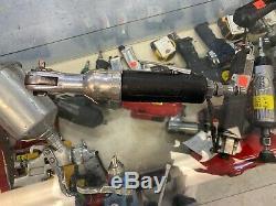 Outils À Clipser 3/8 Clé À Cliquet D'entraînement D'impact Pistolet Pneumatique Air-r