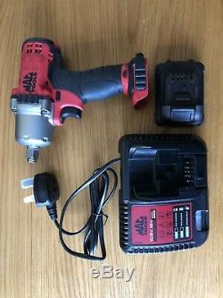 Outils Mac Impact Gun Clé 1/2 Po 10.8v Avec 1x Batterie + Chargeur