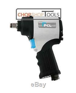 Pcl 1 / 2po Clé À Chocs Air Gun Double Marteau Compresseur Garage Atelier App201