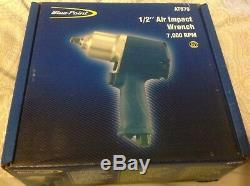 Pistolet À Air Blue Point 1/2 Air Impact Wrench At570 Neuf Vendu Par Snapon
