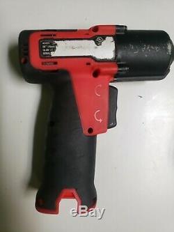 Pistolet À Clé À Chocs Sans Fil Ct761 14.4v 3/8 Lithium Snap-on 2xbattery + Charger