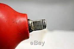 Pistolet À Clé À Douille À Impact Pneumatique Pour Usage Intensif 1/2 Entraînement Mg725, Rouge