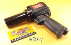 Pistolet À Clé Pneumatique 1/2 Mini X7, Garantie De Vie À Vie, 1 000 Pi 2