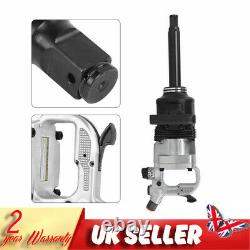 Pneumatic Impact Wrench 1inch Rattle Gun Air Tool Dhandle Air Impact Wrench Set