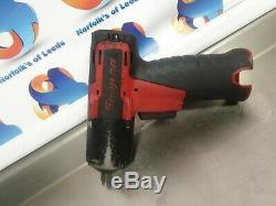 Pression Sur 3/8 Clé À Chocs Nut Gun Drill 14.4v Rouge Ct761a (vat)