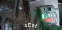 Puissante Voiture Sans Fil Gun Clé À Chocs Du Véhicule 20v Batterie 4ah Chargeur Rapide Royaume-uni
