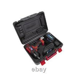 Sealey Cp400li 18volt Cordless 1/2 Impact Wrench Gun 3ah Li-ion Batterie