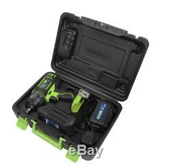 Sealey Cp400lihv Clé À Chocs / Gun 18v1 / 2sq Et Sx031 Jantes En Alliage Prises Kit
