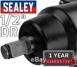 Sealey Li-ion Sans Fil Clé À Chocs 1/2 Gun 680 Nm Dr 4ah Batterie Au Lithium