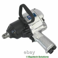Sealey Tools Sa297 1 Drive Air Impact Wrench Gun Pistol Type Hgv Commercial