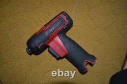 Set De Clé D'impact Électrique À Snap-on (2 Pistolets, 2 Batteries + Chargeur)