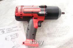 Snap On 18v 1/2 Drive Monsterlithium Sans Fil D'impact Gun Clé Cteu8850a Nouveau