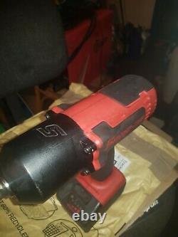 Snap On 1/2 Lithium Impact Pistolet Clé Chargeur De Batterie
