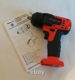 Snap On 3/8 Drive 18v Lithium-ion Impact Gun Wrench À Orange. Cteu8810bo (en)
