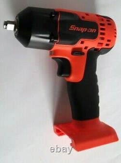 Snap On 3/8 Drive 18v Lithium-ion Impact Gun Wrench Orange. Cteu8810bo Ct8810