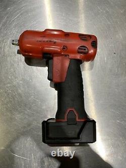Snap On 3/8 Pistolet D'impact 14.4v Ct761a Avec 2 Piles Et Accessoires