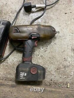 Snap On Cordless Impact Wrench Gun Ct6850 With Battery And Charger