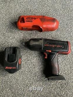 Snap On Cordless Impact Wrench Gun (ct6850)