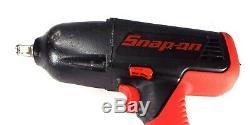 Snap On Ctu4850ho 1/2 Disque Noir Et Rouge Nu 18v Imapct Gun / Clé