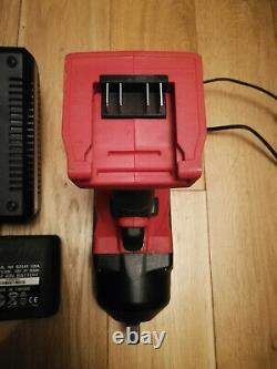 Snap On Ctu9075 1/2 Impact Wrench 18v Monster Lithium Impact Gun Nut Runner