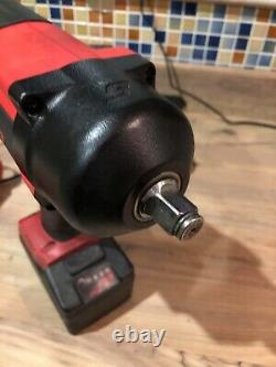 Snap On Ctu9075 Brushless 1/2 Drive Impact Gun Wrench 2 X 18v Monster Lithium